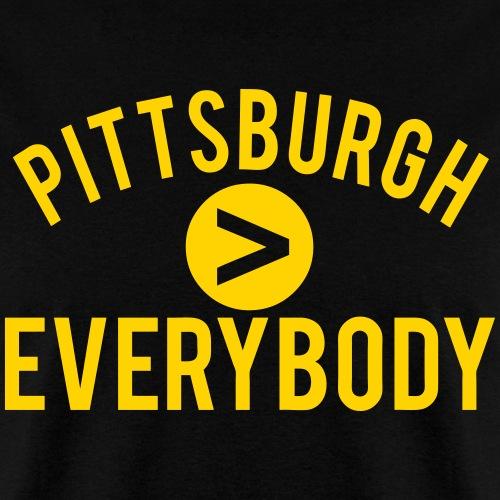 Pittsburgh > Everybody