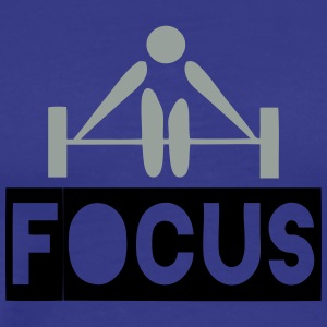 FOCUS! - Men's Premium T-Shirt