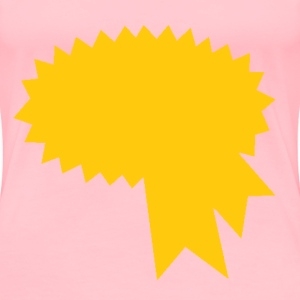 Award Ribbon - Women's Premium T-Shirt