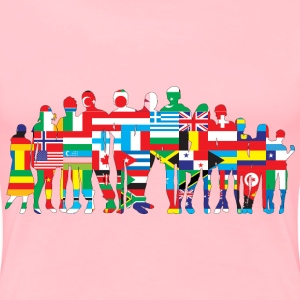International Human Family - Women's Premium T-Shirt