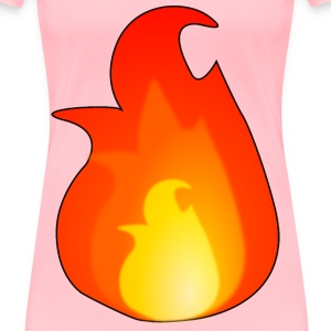 Another Fire Flame - Women's Premium T-Shirt