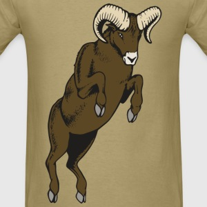 Big Horn Sheep - Men's T-Shirt