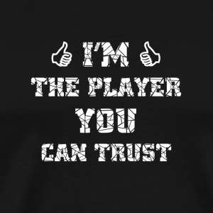 The player - Men's Premium T-Shirt