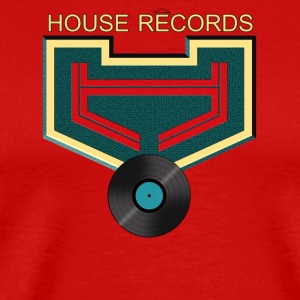 House Records - Men's Premium T-Shirt