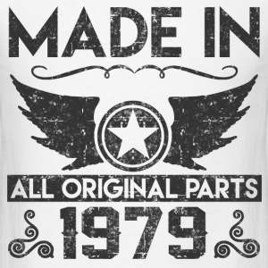 made in 1979 11.png T-Shirts - Men's T-Shirt