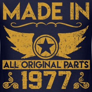 made in 1977 333.png T-Shirts - Men's T-Shirt