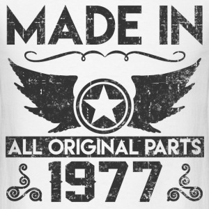 made in 1977 11.png T-Shirts - Men's T-Shirt