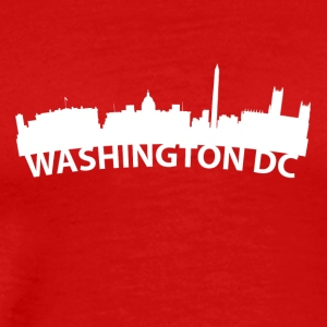 Arc Skyline Of Washington DC - Men's Premium T-Shirt