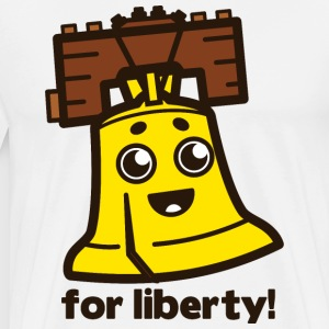 For Liberty T-Shirts - Men's Premium T-Shirt