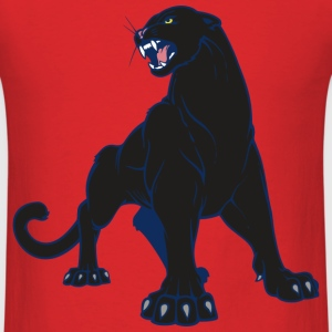 Black Panther - Men's T-Shirt