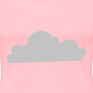 Cloud - Women's Premium T-Shirt