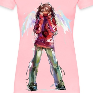 Anya, by Bogdan - Women's Premium T-Shirt