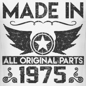 made in 1975 11.png T-Shirts - Men's T-Shirt