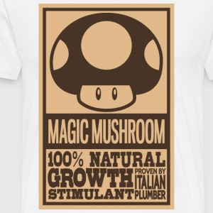 Magic Mushroom T-Shirts - Men's Premium T-Shirt
