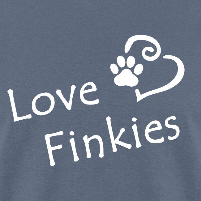 Love Finkies Men's T-Shirt