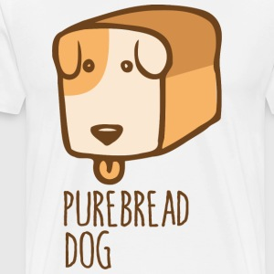 Purebread Dog T-Shirts - Men's Premium T-Shirt