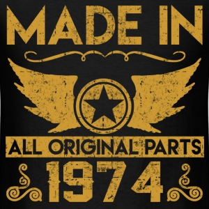 made in 1974 33.png T-Shirts - Men's T-Shirt