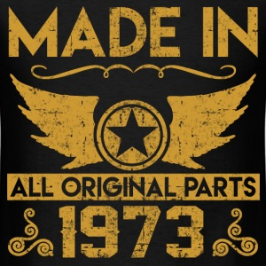 made in 1973 33.png T-Shirts - Men's T-Shirt