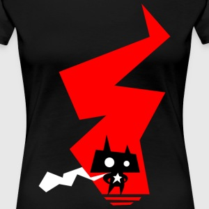 Tiny Superhero T-Shirts - Women's Premium T-Shirt