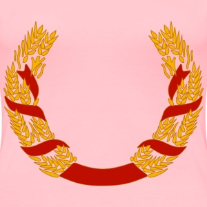 Corn wreath - Women's Premium T-Shirt