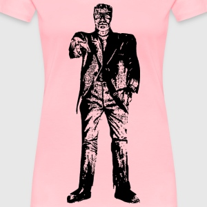 Frankenstein s monster - Women's Premium T-Shirt