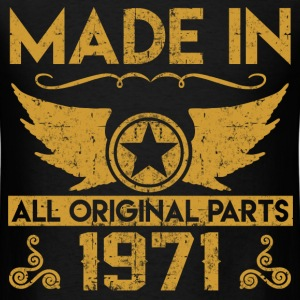 made in 1971 33.png T-Shirts - Men's T-Shirt