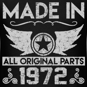 made in 1972 22.png T-Shirts - Men's T-Shirt
