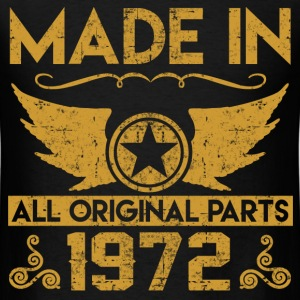 made in 1972 33.png T-Shirts - Men's T-Shirt