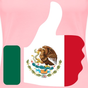Thumbs Up Mexico - Women's Premium T-Shirt