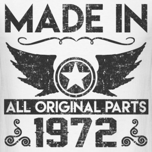 made in 1972 11.png T-Shirts - Men's T-Shirt