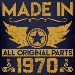 mad ein 1970 33.png T-Shirts - Men's T-Shirt