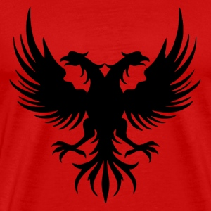 Style Albanian Eagle - Men's Premium T-Shirt