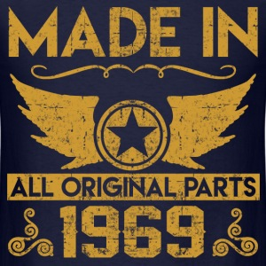 mad e in 1969 33.png T-Shirts - Men's T-Shirt