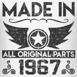 mad ein 1967 11.png T-Shirts - Men's T-Shirt