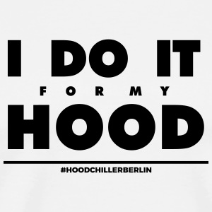 4 My Hood Chiller Berlin T-Shirts - Men's Premium T-Shirt