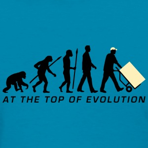 evolution_supplier_parcel_service_072016 T-Shirts - Women's T-Shirt