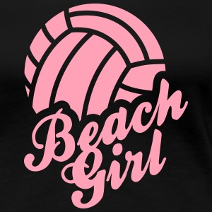 beach girl T-Shirts - Women's Premium T-Shirt