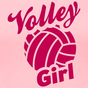 volley girl T-Shirts - Women's Premium T-Shirt