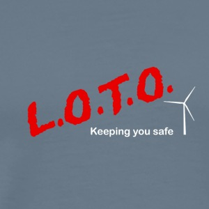 LOTO Ge Safety - Men's Premium T-Shirt