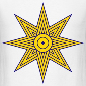Ishtar Symbol - Men's T-Shirt
