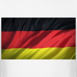 Flag of Germany T-Shirts - Men's T-Shirt