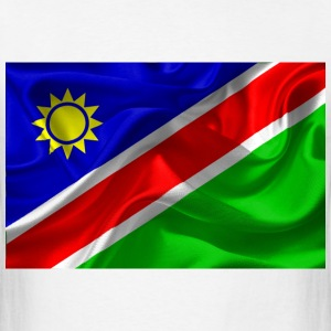Namibia flag T-Shirts - Men's T-Shirt