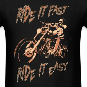 Ride It Easy - Men's T-Shirt
