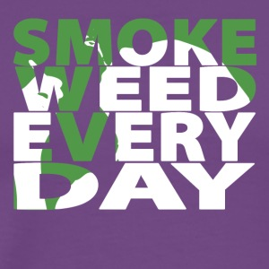 Smoke Weed Every Day - Men's Premium T-Shirt