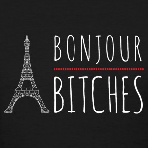 Bonjour Bitches Paris T-Shirts - Women's T-Shirt