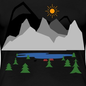 Good day to camp T-Shirts - Women's Premium T-Shirt