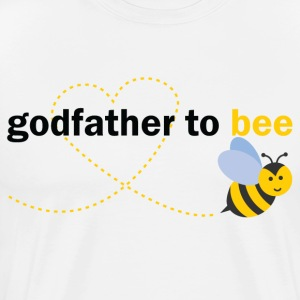 Godfather To Bee T-Shirts - Men's Premium T-Shirt