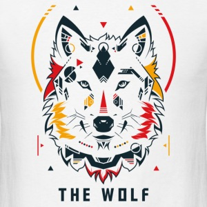 The Wolf T-Shirts - Men's T-Shirt