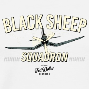 Black Sheep Squadron - Men's Premium T-Shirt