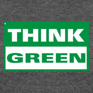 think green - Women's 50/50 T-Shirt